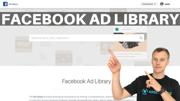 Facebook AD Library Tools To Spy On Competitors Facebook Ads